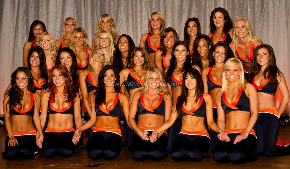 Denver Broncos Cheerleading Tryouts 05/02/2009