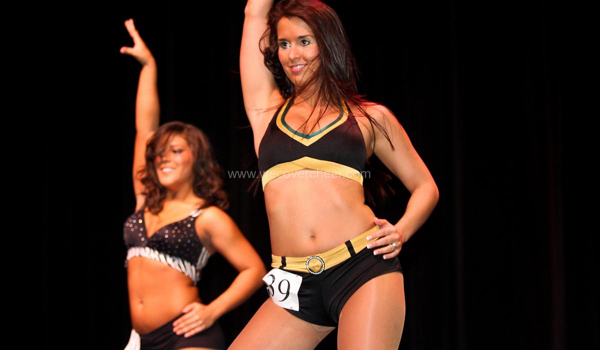 KC Brigade Dance Tryouts 10/10/2008