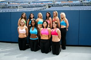 Denver Outlaws Dance Team Tryouts 04/12/2008